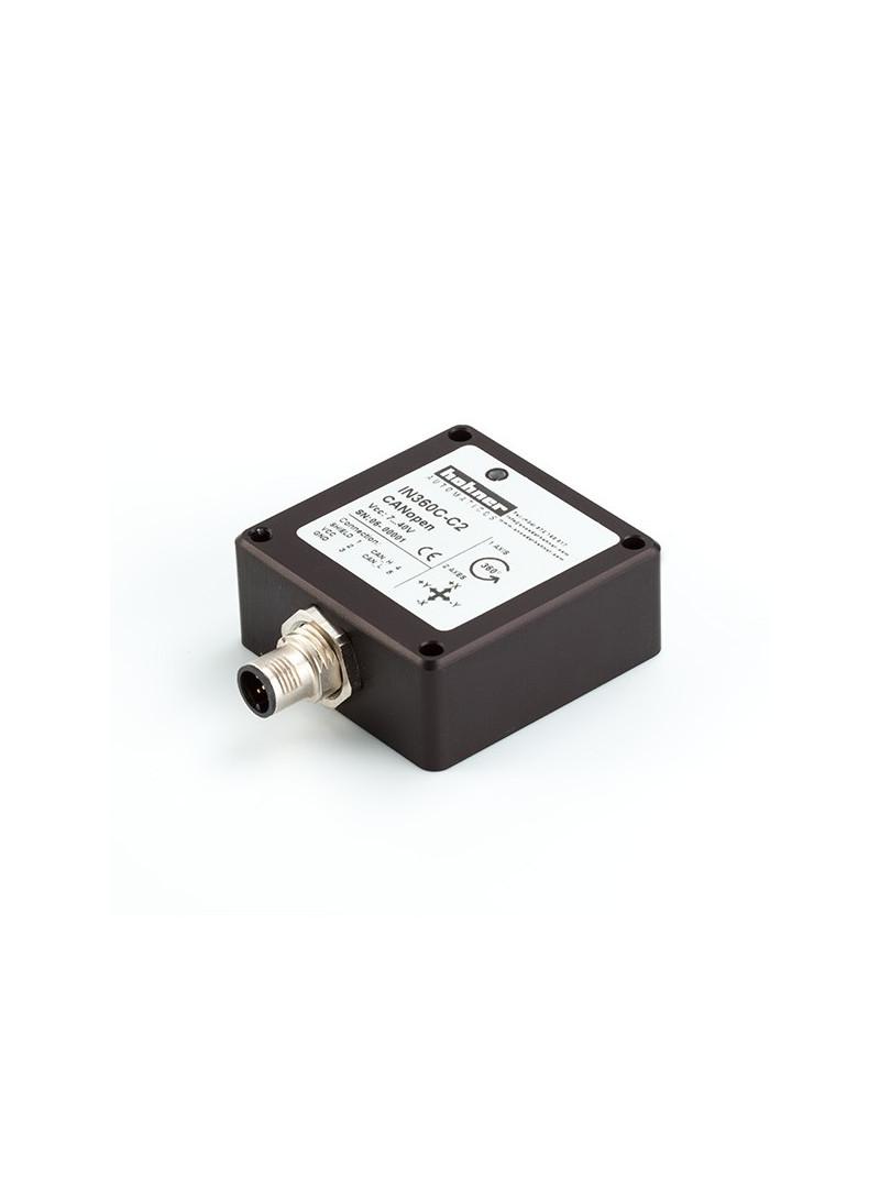 Inclinómetro CANopen IN360C-C2