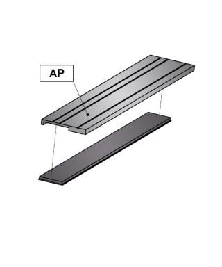 Banda Magnética CSM c+ Soporte de Aluminio AP