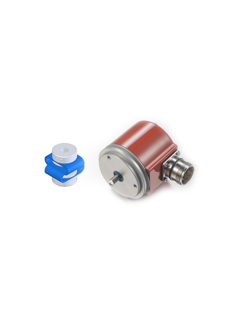 ENCODER 10-11657-1024 + 10 PAGU-FLEX GFP10-06/06